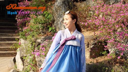 """Tìm mua hanbok Hàn Quốc ngay tại """"xưởng"""" ở Sài Gòn"""