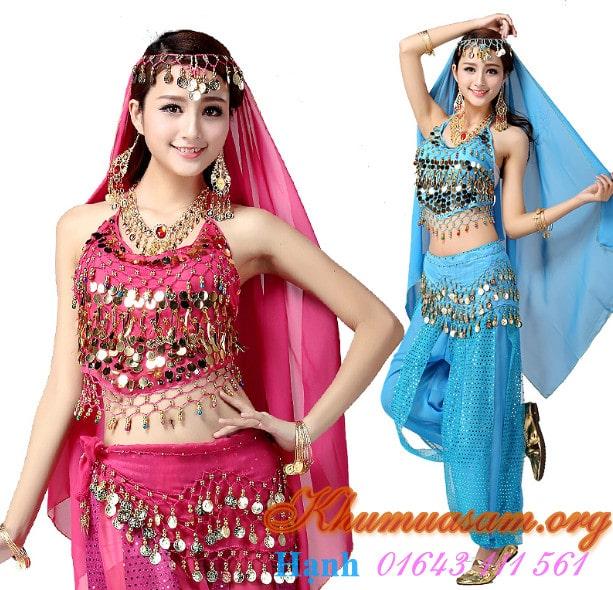 Thuê đồ múa belly dance Ai Cập ở đâu tốt nhất tphcm?